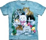 Kittens - The Mountain T-shirt