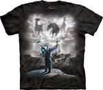 Summoning the Storm - The Mountain T-shirt