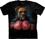Boxer Rocky - The Mountain T-shirt