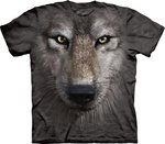 Wolf - The Mountain T-shirt