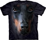 Dobermann - The Mountain T-shirt
