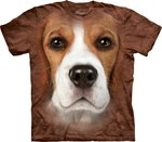 Beagle - The Mountain T-shirt