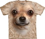 Chihuahua - The Mountain T-shirt