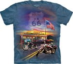 Route 66 - The Mountain T-shirt