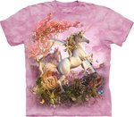 Awesome Unicorn - The Mountain T-shirt