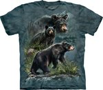 Zwarte Beren - The Mountain T-shirt