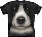 Border Collie - The Mountain T-shirt