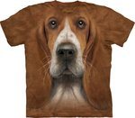 Basset Hound - The Mountain T-shirt