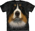 Berner Sennenhond - The Mountain T-shirt
