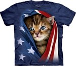 Amerikaanse Kitten - The Mountain T-shirt