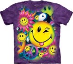 Smileys - The Mountain T-shirt