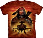 Apache Warrior - The Mountain T-shirt