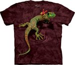 Gekko V-teken - The Mountain T-shirt Kids