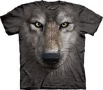Wolf - The Mountain T-shirt Kids