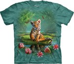 Tijger Lilly - The Mountain T-shirt Kids