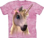 Cutie Pie Unicorn - The Mountain T-shirt Kids