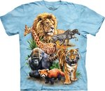 Dierentuindieren - The Mountain T-shirt Kids