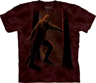 Bigfoot - The Mountain T-shirt