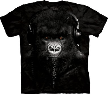 DJ Gorilla - The Mountain T-shirt