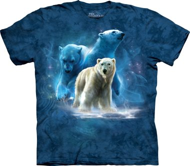 IJsberen Collage - The Mountain T-shirt