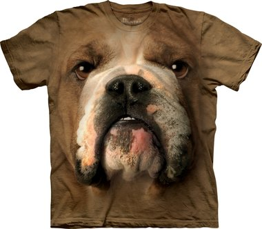 Bulldog - The Mountain T-shirt