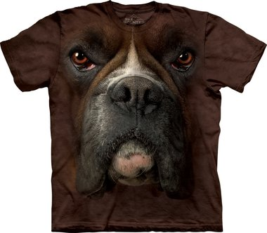 Boxer - The Mountain T-shirt