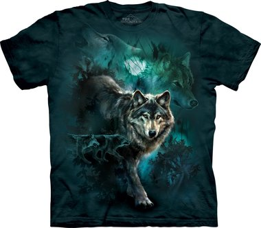 Nachtwolven - The Mountain T-shirt