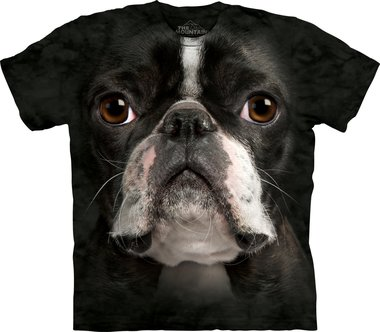 Boston Terrier - The Mountain T-shirt
