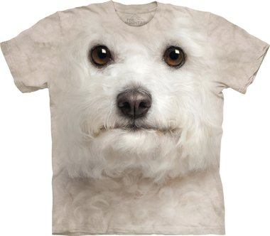 Bichon Frise - The Mountain T-shirt