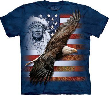 Spirit of America - The Mountain T-shirt