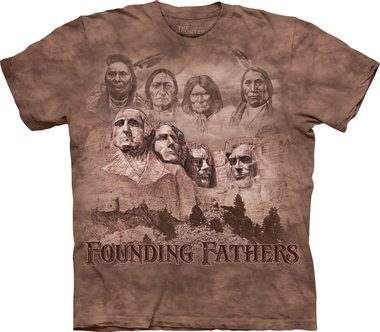 The Founders - The Mountain T-shirt