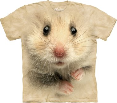 Hamster - The Mountain T-shirt
