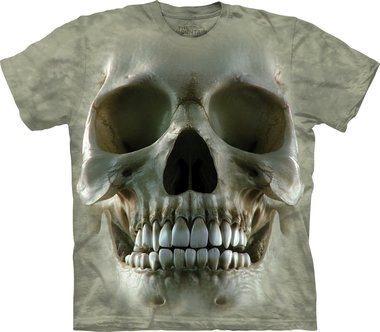 Big Face Skull - The Mountain T-shirt