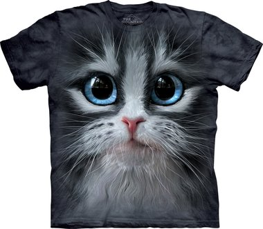 Schattige Kat - The Mountain T-shirt