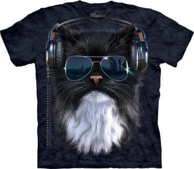 Cool Cat - The Mountain T-shirt