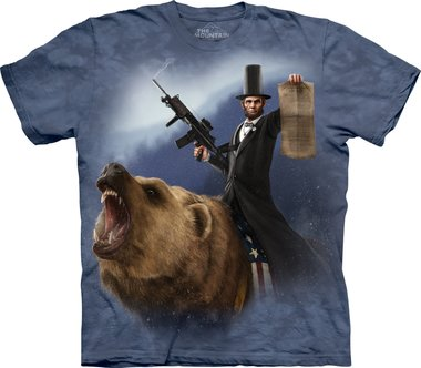 Lincoln - The Mountain T-shirt
