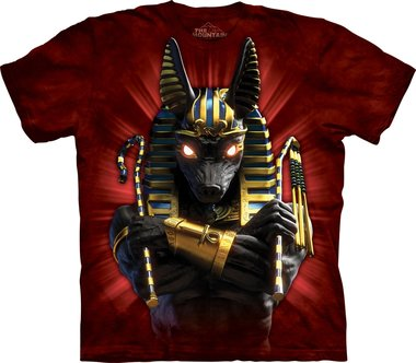 Anubis Soldaat - The Mountain T-shirt