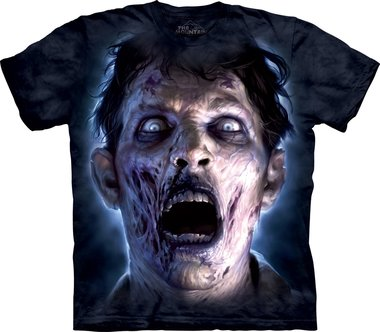 Zombie - The Mountain T-shirt