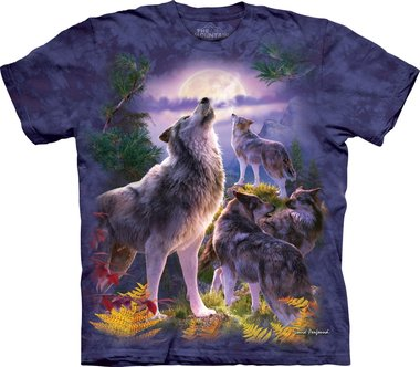 Huilende Wolven - The Mountain T-shirt