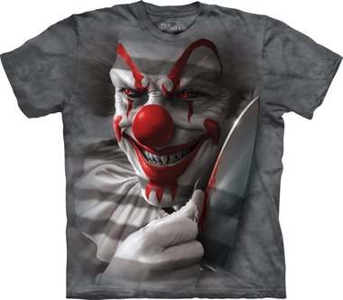 Clown - The Mountain T-shirt