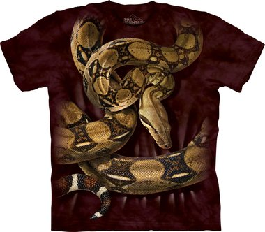 Boa Constrictor - The Mountain T-shirt