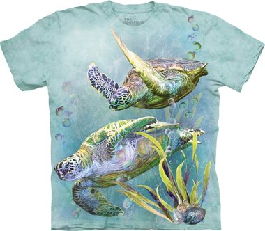 Zeeschildpadden - The Mountain T-shirt