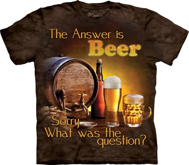Bier - The Mountain T-shirt