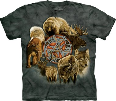 Dierencirkel - The Mountain T-shirt
