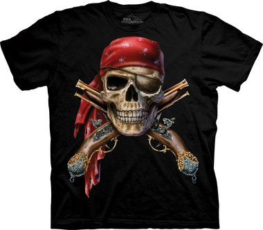 Skull and Muskets - The Mountain T-shirt Kids