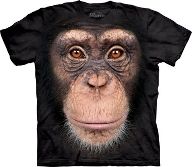 Chimpansee - The Mountain T-shirt Kids
