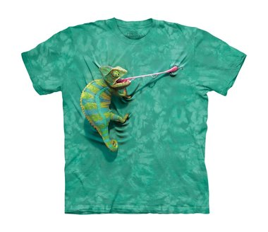 Kameleon - The Mountain T-shirt Kids