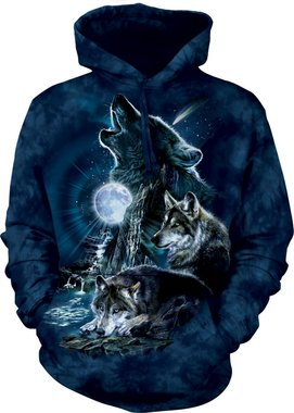 Huilende Wolven - The Mountain Hoodie