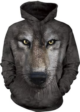 Wolf - The Mountain Hoodie