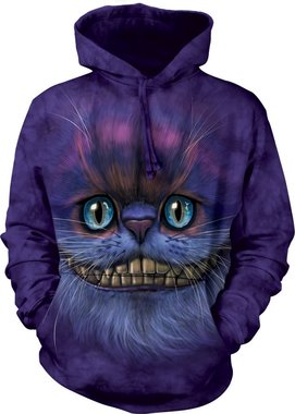Cheshire Kat - The Mountain Hoodie